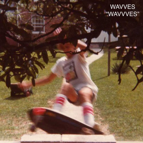 Wavves LP cover