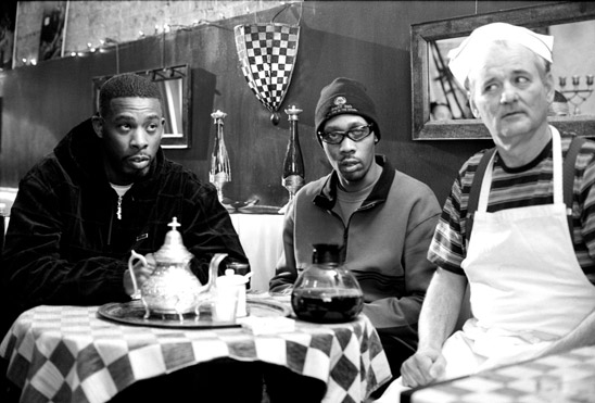 GZA, RZA and Bill MuzZA
